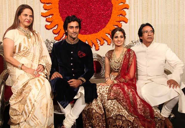 Ajitabh Bachchan Family