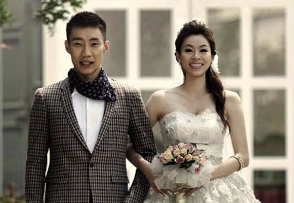 Beautiful Pair Lee Chong and Mew Choo