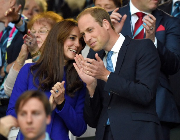 Beautiful Couple Kate and William