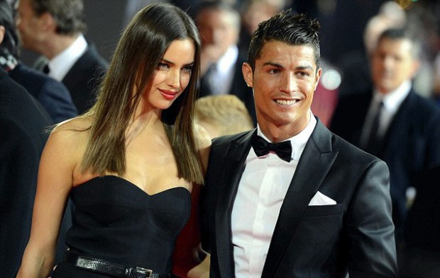 Cristiano Ronaldo Girl Friend