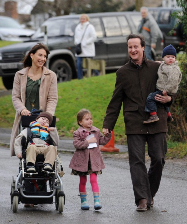 David William Donald Cameron Family
