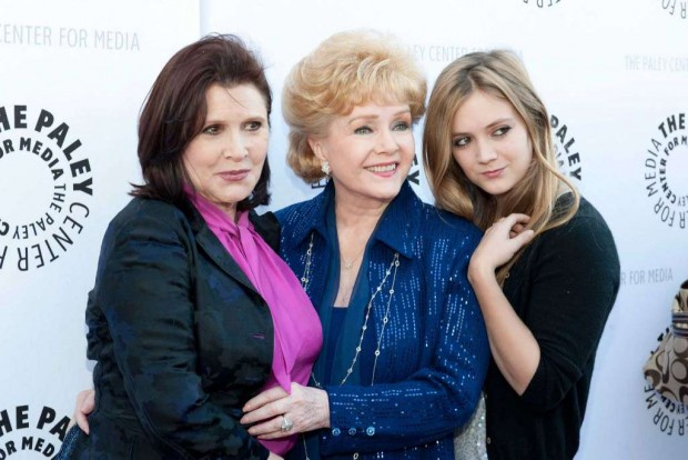 Debbie with her daughter Carrie and grand daughter Billie Catherine