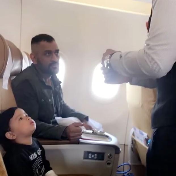 Ziva's flight trip with Papa