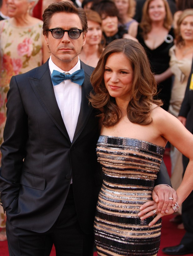 Robert John Downey, Jr. Wife