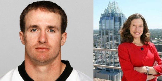 Drew Brees mother Mina Brees