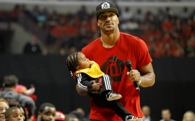 D Rose and His Son PJ