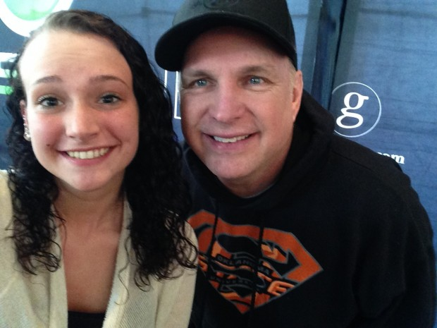 Garth Brooks Daughter Allie Colleen