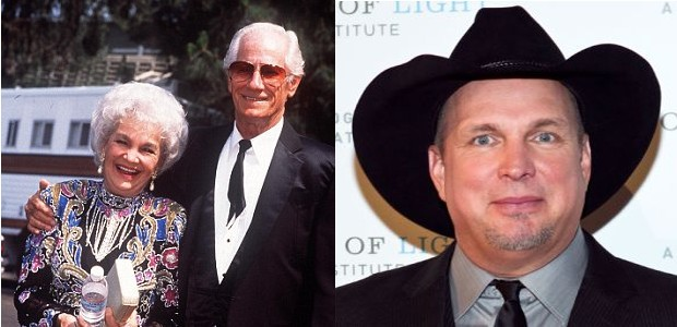 Garth Brooks Mother Colleen and Father Troy
