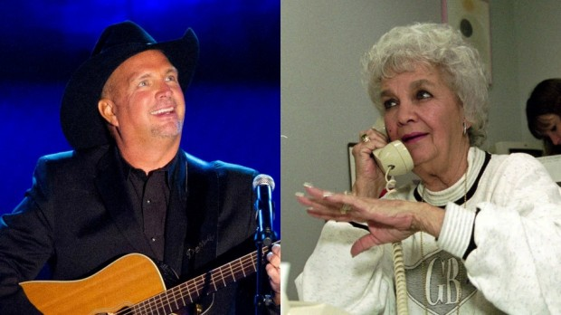Garth Brooks Mother Colleen