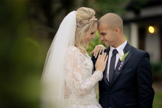 Wedding Moments of JP Duminy and Sue