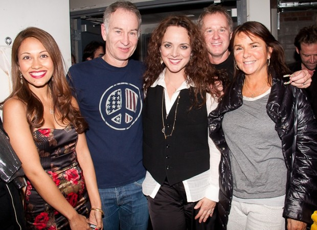 John Mcenroe Wives Reema Zamam, Melissa Errico, Patty Smyth, and His Brother Patrick