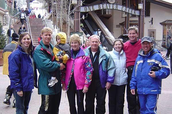 Jack Niklaus Family