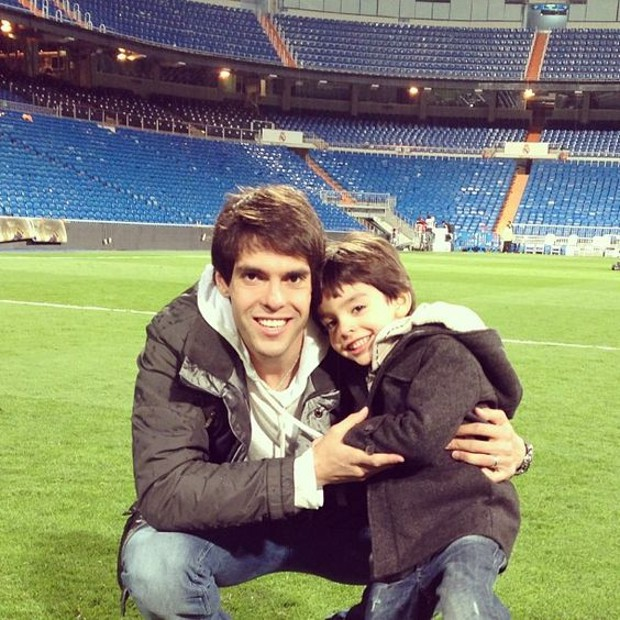 Kaka and Luca