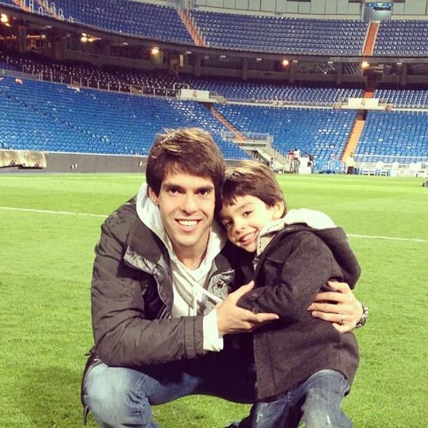 Kaka and Luca