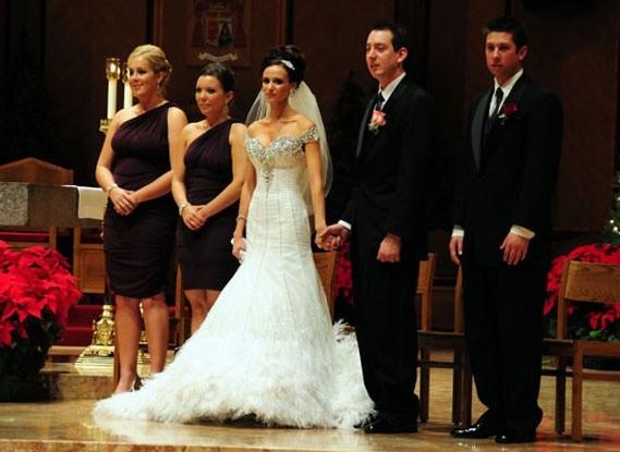 Samantha and Kyle's Wedding Pic