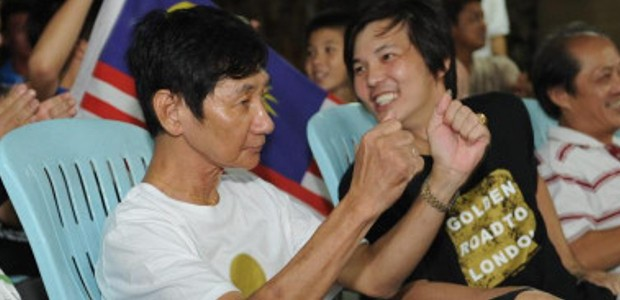 Lee Chong Wei Father Lee Ah Chai