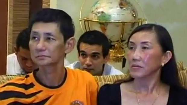 Lee Chong Wei Parents