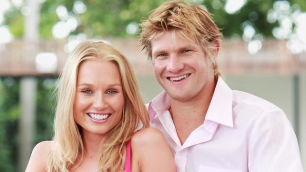 Shane Watson and His Wife Lee Furlong