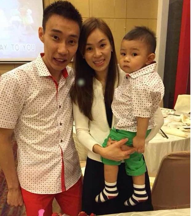 Lee Chong, Wong Mew Choo and Kingston Lee