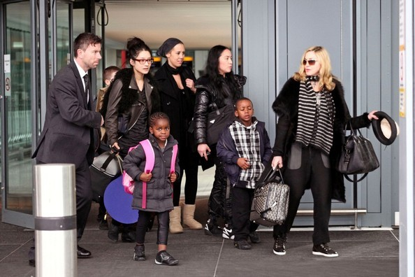 Madonna Louise Ciccone Family