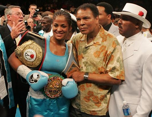 Muhammad Ali Daughter