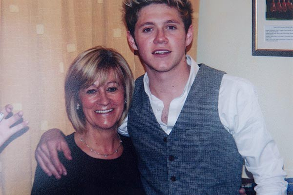 Niall Horan Mom