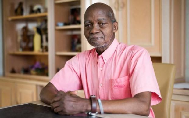 Paul Pogba's father Fassou Antoine Pogba