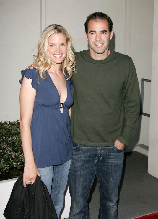Pete Sampras Married Actress Bridget Wilson
