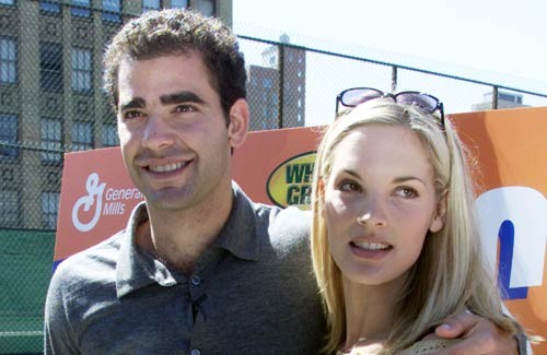 Pete Sampras Spouse Bridgette Wilson