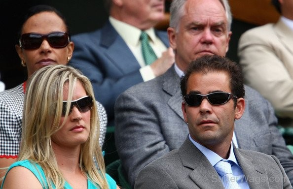 Pete Sampras Wife Bridgette Wilson