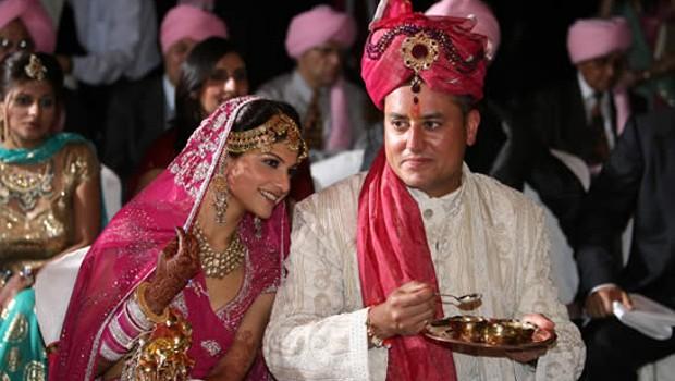 Sabeer Bhatia On His Wedding Day