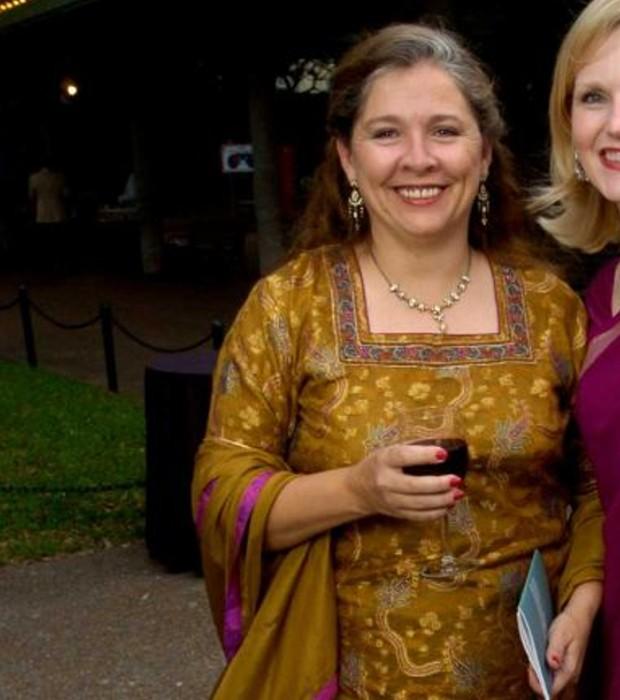 Dannine Avara another sister of Scott Duncan