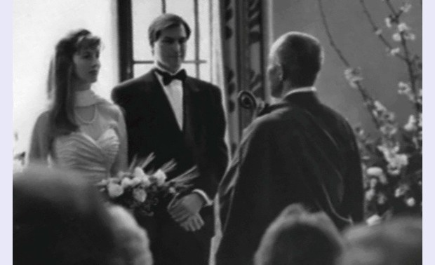 Steve Jobs On His Wedding