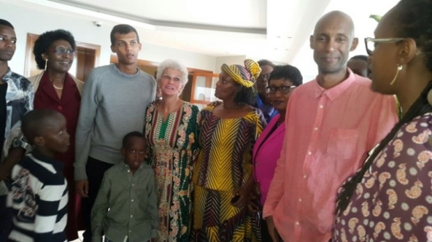 Stromae Mother Miranda Marie and his Family Members