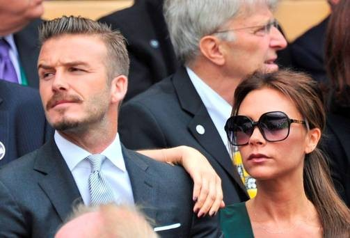 Victoria Beckham and her Husband David Beckham