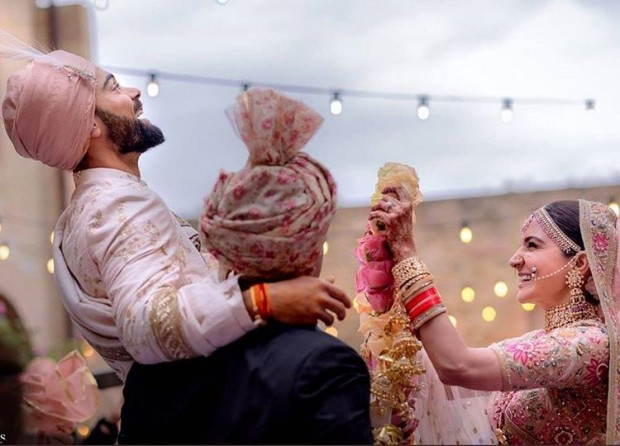 Virat Kohli Wedding Ceremony