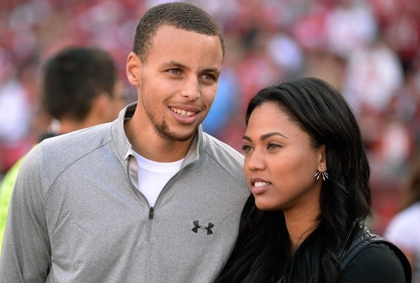 Stephen Curry Wife ethnicity
