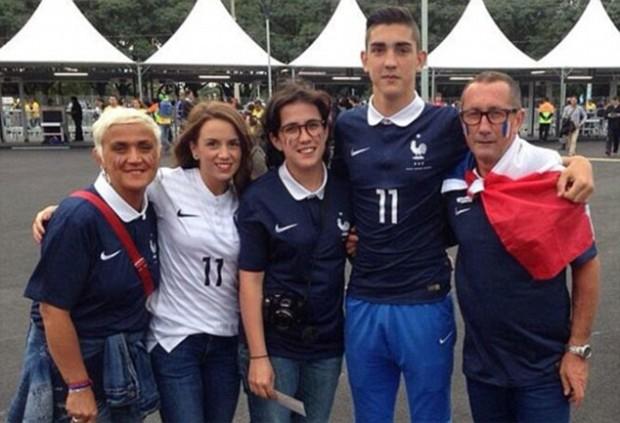 Griezmann's Family