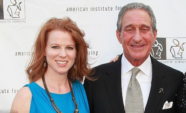 Arthur Blank and His Wife