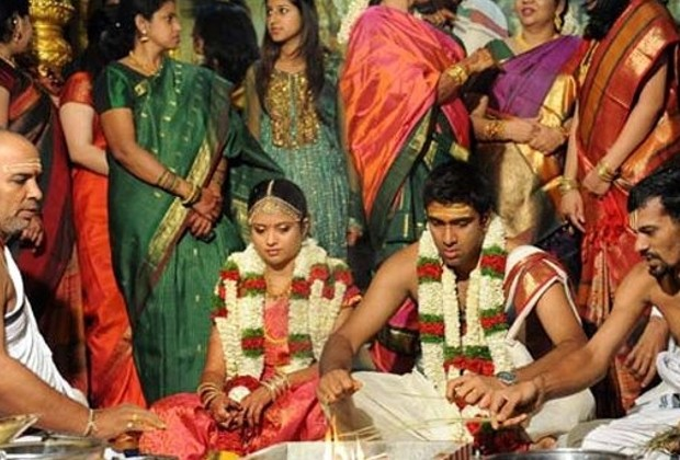 Wedding Moments of Ravichandran Ashwin
