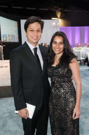 Pinterest founder Ben Slibermann wife Divya