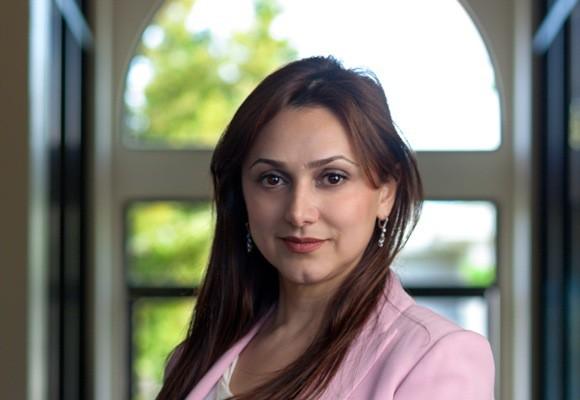 Omid Kordestani former spouse Bita Daryabari