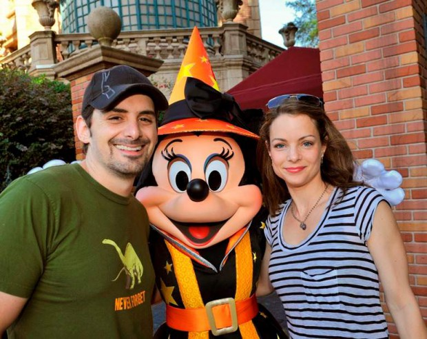 Brad Paisley and his wife Kimberly Williams Paisley