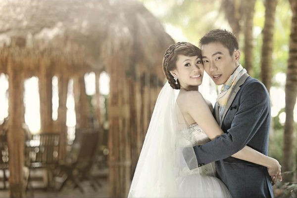 Lee Chong and Wong Mew Choo on Their Wedding