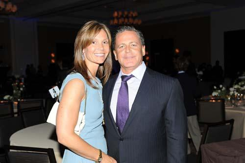 Dan Gilbert and his wife Jennifer Gilbert
