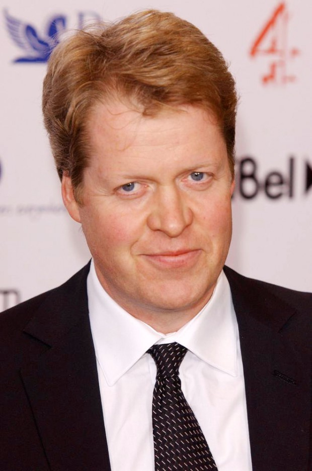 Princess Diana's brother Earl Spencer