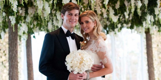 Ivanka Trump wedding moments