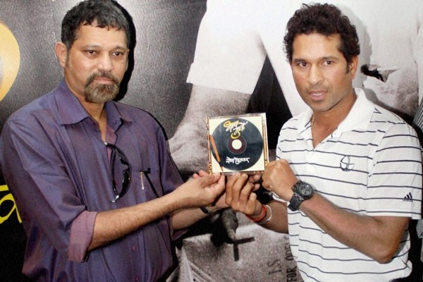 Sachin with his Another Brother Nitin Tendulkar