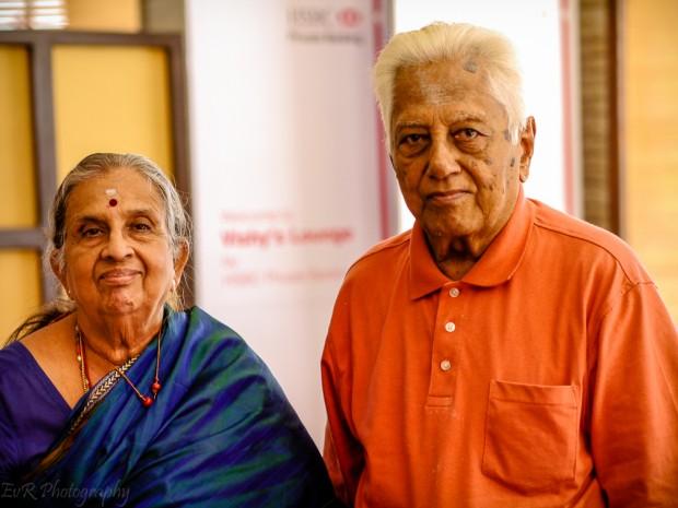 Vishwanathan Anand Parents Susheela,Viswanathan Iyer