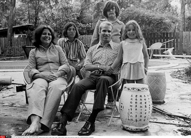 John McCain Family